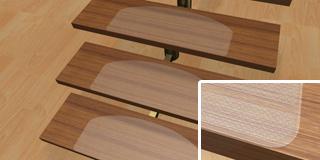 Накладки на деревянные ступени