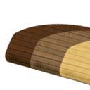 Накладки на ступени из бамбука